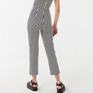NWT RARE Urban Outfitters Striped Jumpsuit, Size S